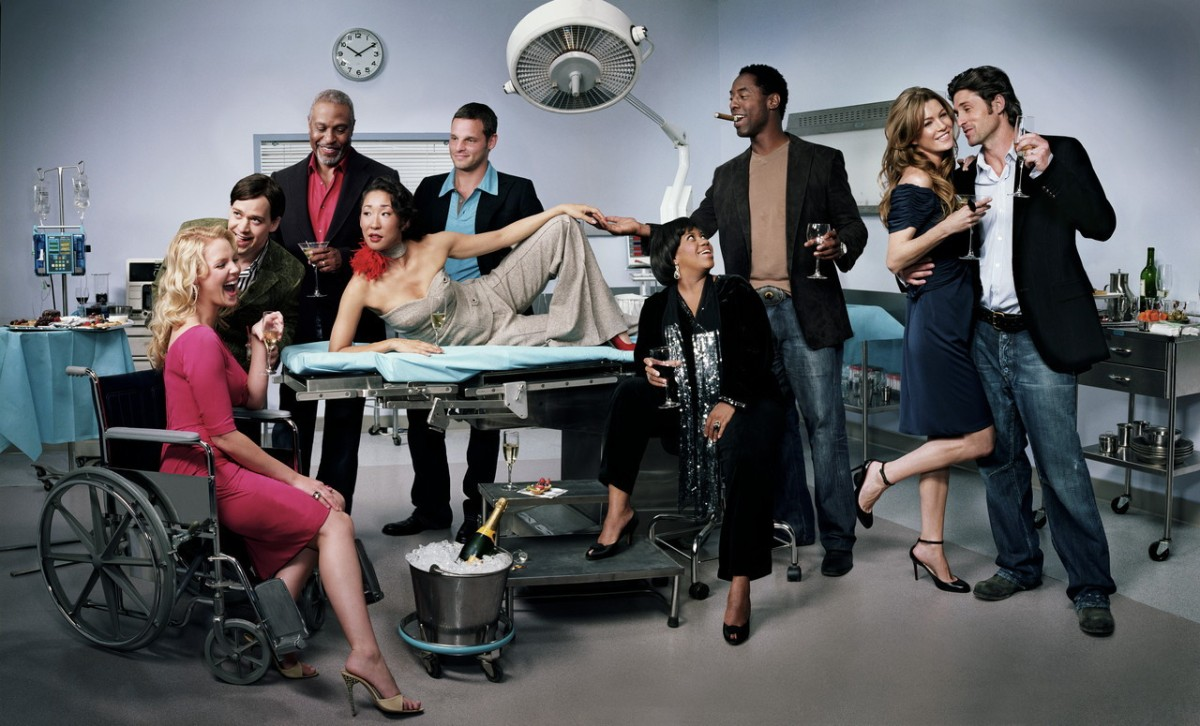 50 Shades of Grey's Anatomy