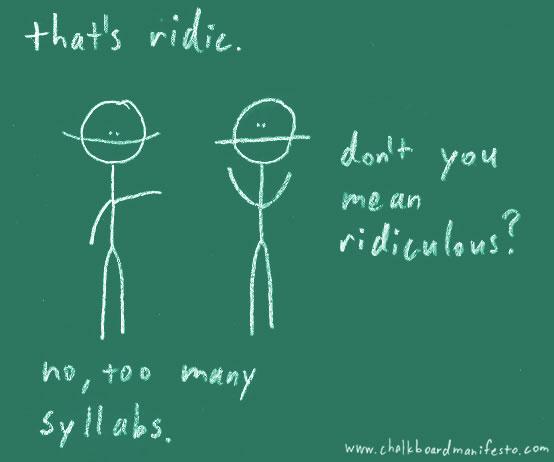 ridic