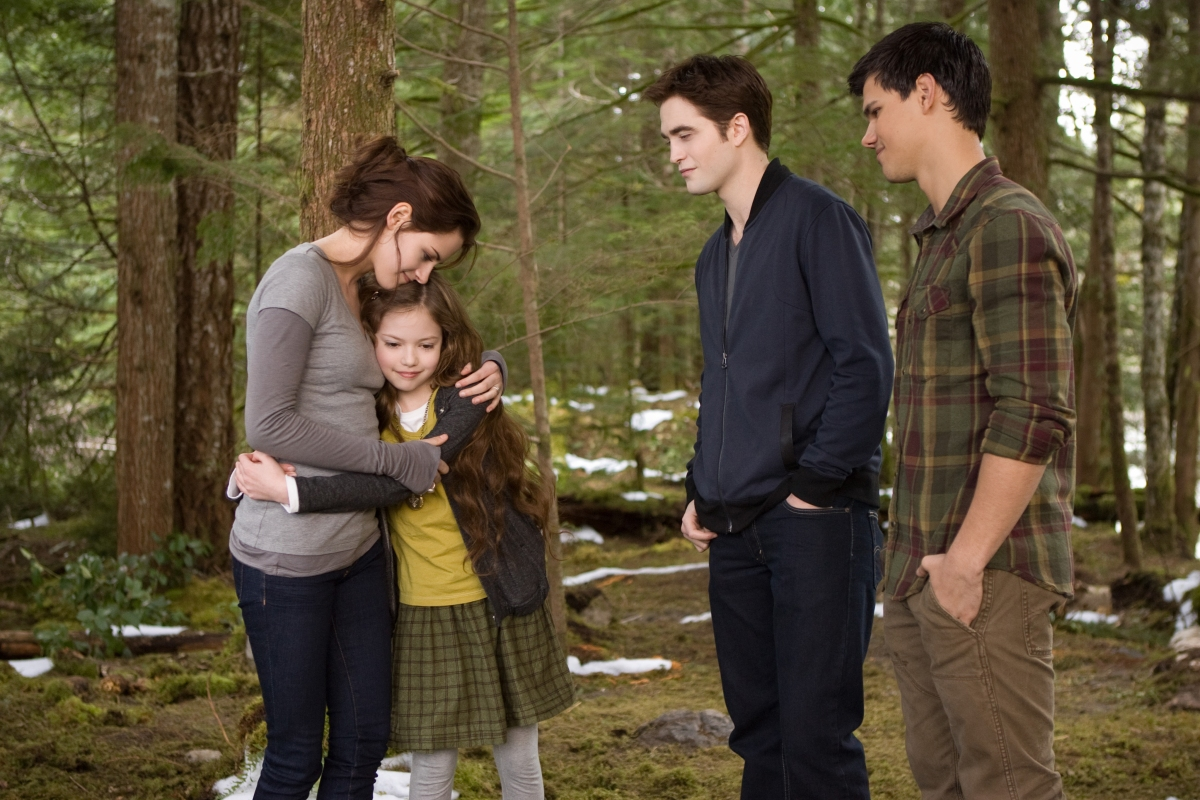 Film Review: Twilight Saga: Breaking Dawn Part 2