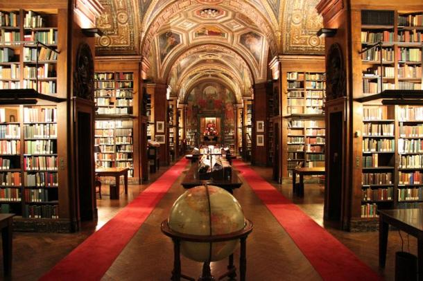 University Club Library, New York City