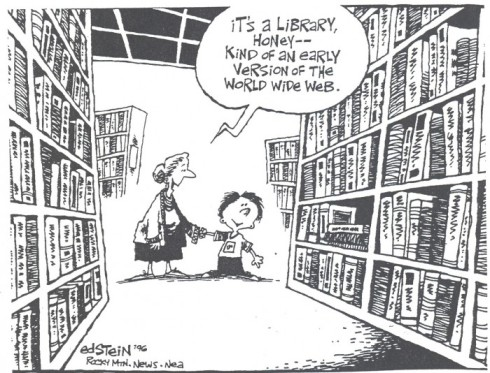 library_cartoon