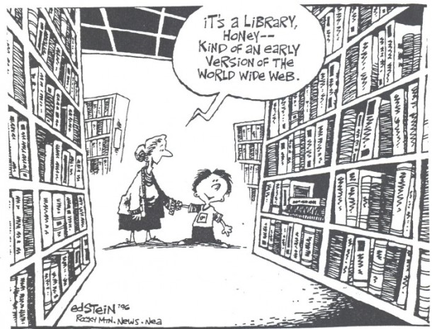 library_cartoon