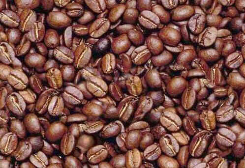Do you see the man in the coffee beans? This is a brain challenge.