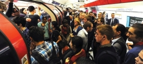 17 Awkward Moments on the London Underground