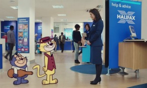 A Bank, A Cat and the World of Advertising